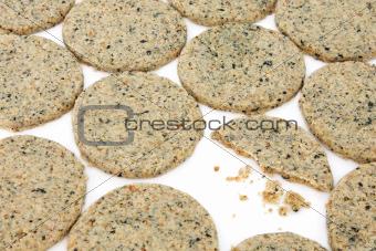 Laverbread Oatcakes