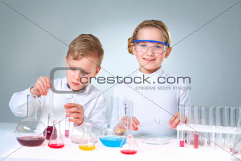 New generation of scientists