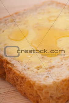 bread butter and honey