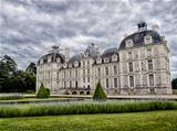 Castle Cheverny in Loire Valley France ( HDR Image )