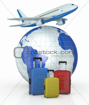 concept of travel