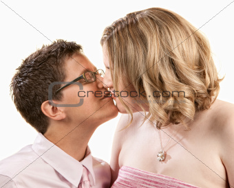 Kissing Girlfriends