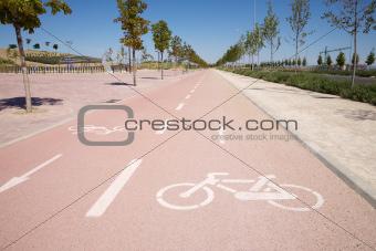 new lonely bikeway