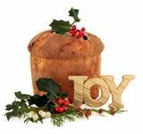 Pantettone Christmas Cake