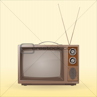 Old Retro TV