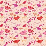 print of lips