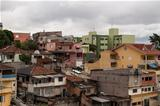 slum suburb of sao paulo