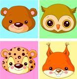 Animal avatars