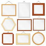 Wooden Frames Set