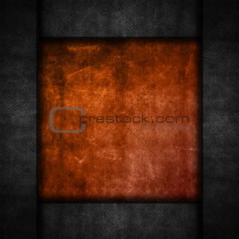 Grunge and metal background