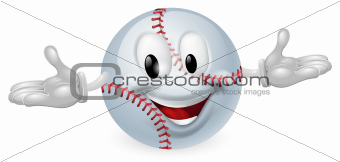 Baseball Ball Man