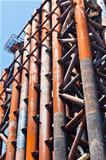 rust pipe in olds bridge