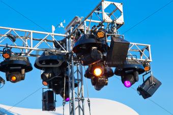 Concert spotlights
