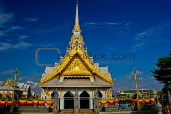 art on pagoda