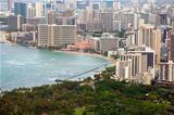 Waikiki and Beach