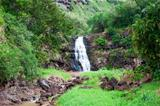 Waimea Falls, Oahu, Hawaii