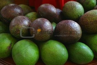 Avocado On Display