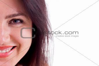 Smile Close-up