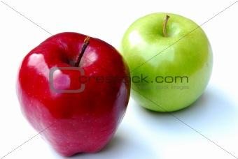 Apples Pair
