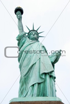 Statue of Liberty at New York