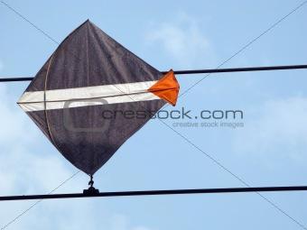 Kite Trapped