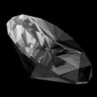 3d Diamond