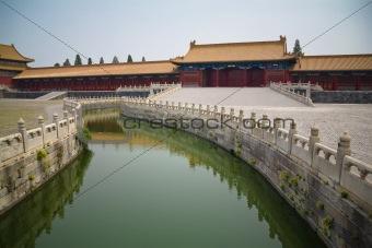Forbidden City River