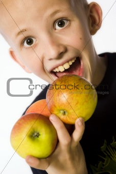 Apple Boy 2