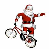 BMX Santa 1