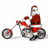 Santa Chopper 3