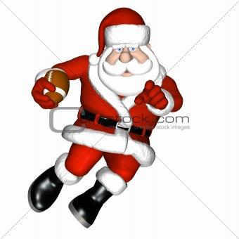 Santa Football 2