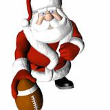 Santa Football 3