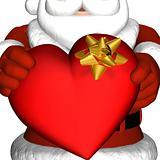 Santa's Valentine