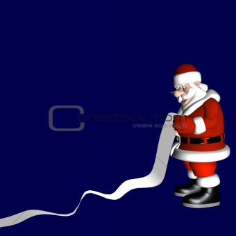 Santa List 1