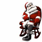 Santa Relaxing 2