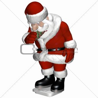 Santa Scale 2