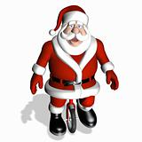 Santa Toy Testing - Unicycle 1