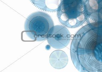 blue clockwork