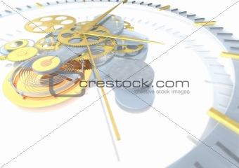 clock works
