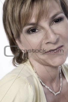 Beauty adult woman