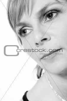 Beauty adult portrait