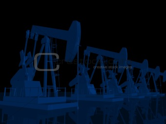 3d oil pumps