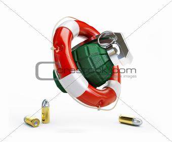 grenade help