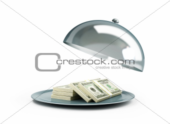 open tray dollar