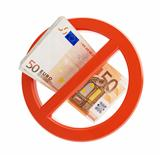 euro no financial crisis