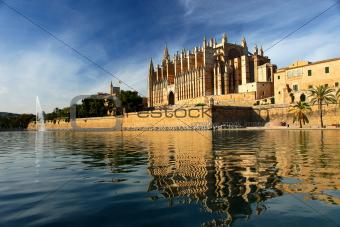 Cathedral of Palma de Majorca
