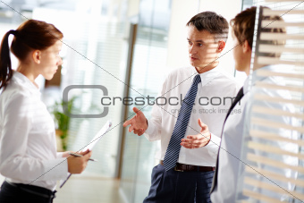 Business interaction