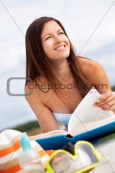 Summertime student
