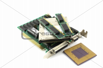 Components for computer