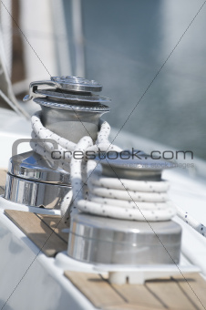 Sailboat equipment